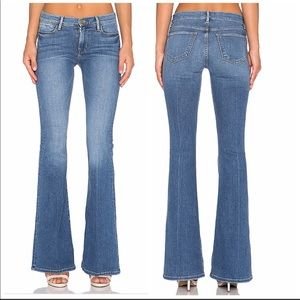 Frame Le High Flare Jeans in Madison Size 26